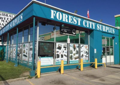 Forest City Surplus