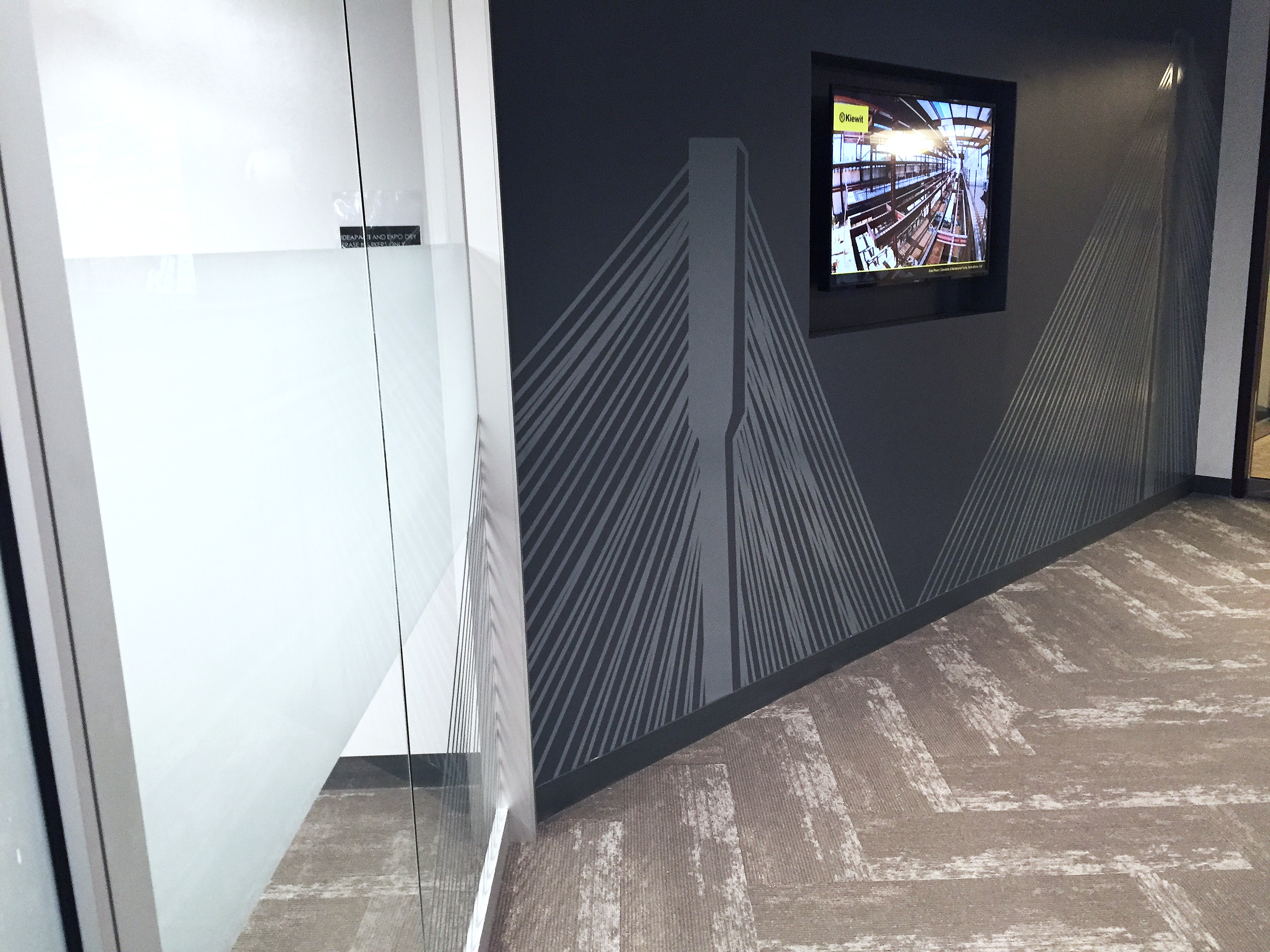 Kiewit Construction | Surface Film Canada Inc